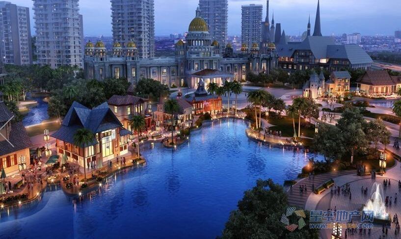 北京恒大文化旅游城