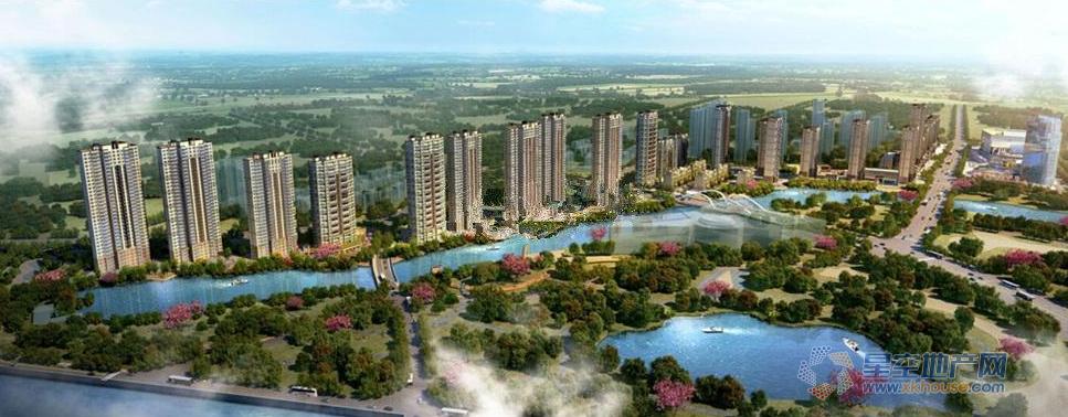 龙湖春江郦城在售楼栋