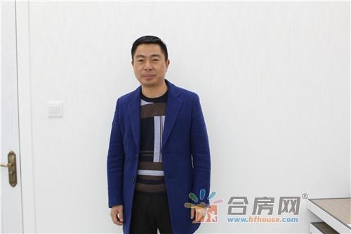 饰尚木门总经理杨宏刚 高性价比木门合肥人首选!