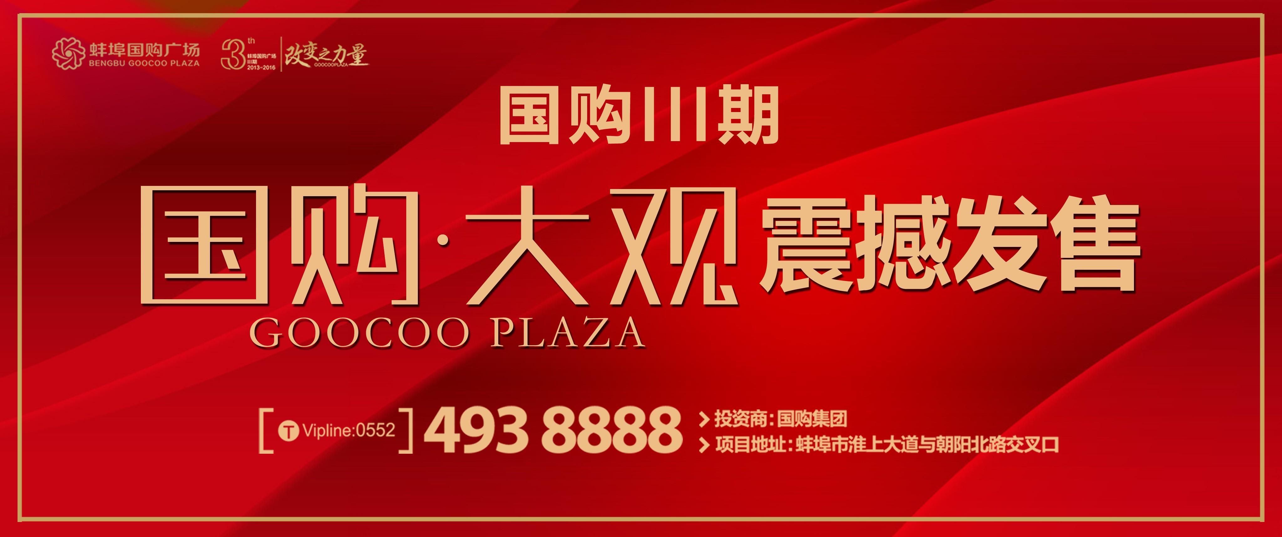 蚌埠国购广场楼盘视频