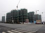 【当代MOMΛ未来城】1月进度 项目全面建设中