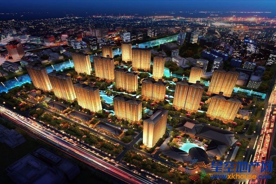 雅居乐国际公寓楼号图