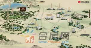 美好·紫蓬山壹号交通图