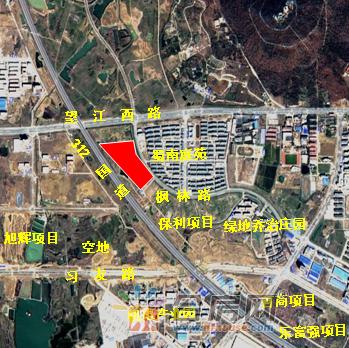 快讯:华邦高新SHX-4-1号地案名定为蜀山别院