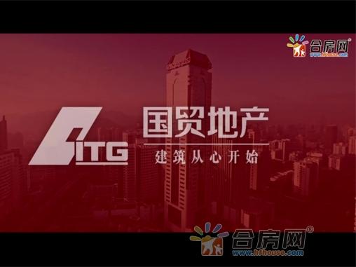 合肥国贸天悦楼盘视频