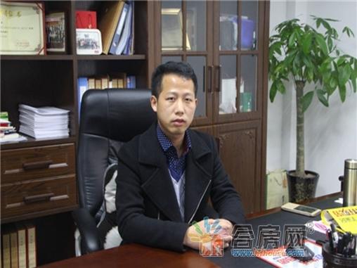 国邦青阳路卖场营销总监邵志强先生