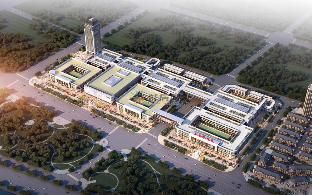 中恒蚌埠义乌国际商贸城2期楼号图