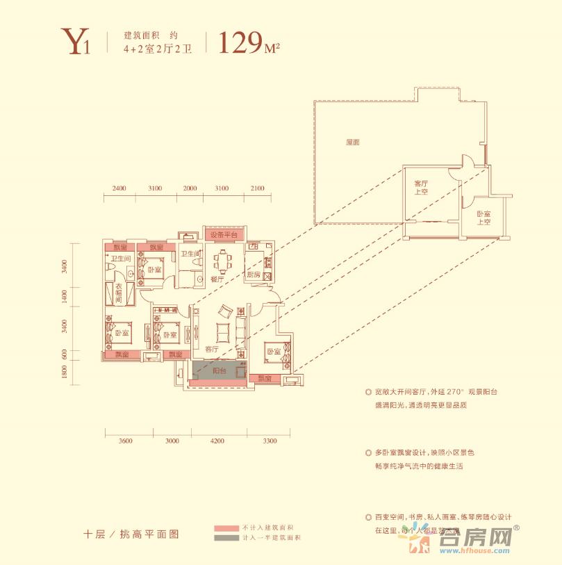 华盛南院_4室2厅2卫1厨