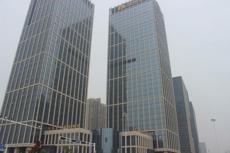 绿地紫峰大厦楼号图