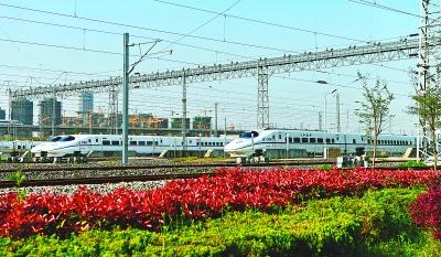 合肥铁路执行新列车运行图 合肥至昆明将开高铁列车