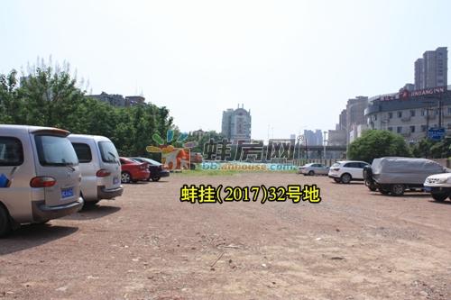 探地 蚌埠淮河路旁商住地 起始楼面价仅约1051元/㎡