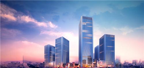 【尚泽大都会】A2入户大堂盛装呈现 让企业更有面子