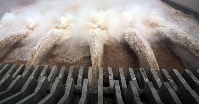 入汛以来长江干流水量同比偏多 安徽水库蓄水量增加