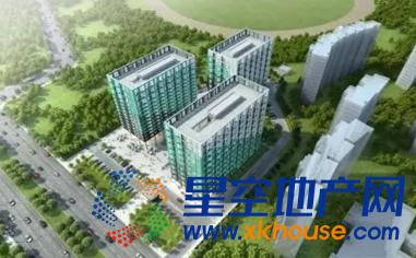 银城Kinma Q+社区楼号图