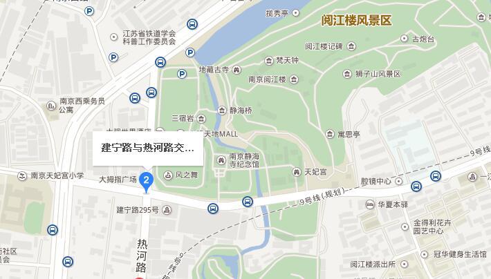 证大阅公馆交通图