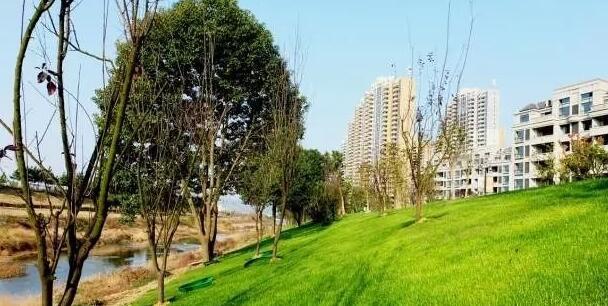 楼盘探营之中国铁建青秀城最新工程进度