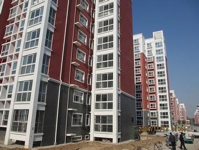合肥庐阳区再添大型安置小区 总建筑面积达12万平米
