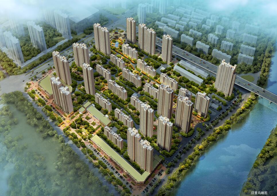 碧桂园·城市之光楼号图