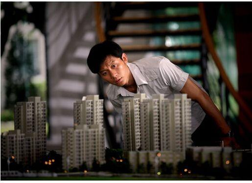 楼市调控成效初显!北京市商品房销售面积降40.9%