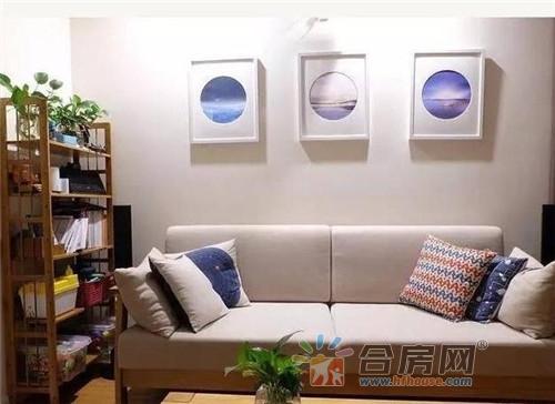 92平米公寓日式风格装修效果图2017图片大全