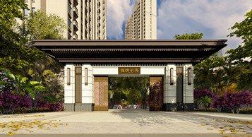 蓝光雍锦半岛营销中心已建成 将于下周开放