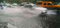 江苏省常州市金坛市发布蓝色暴雨预警 请做好防备