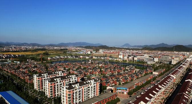 新型城镇化驱动经济内生增长 三四线商品房市场回升