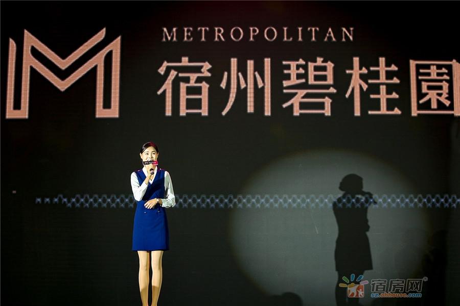宿州碧桂园都会美学作品发布会10.22启幕