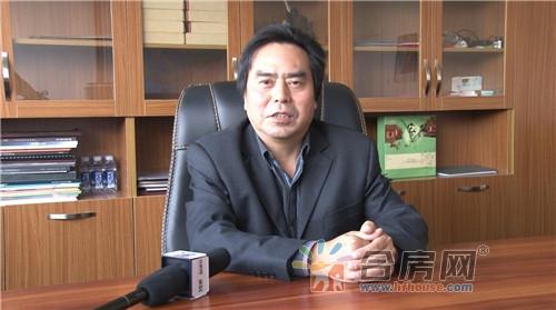 合肥裕森木业董事长曹昌仁 为客户提供更优质的服务