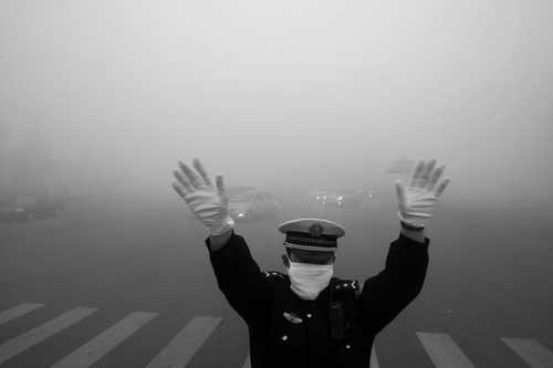 """当蚌埠遭遇""""霾""""伏 欢迎来这些楼盘呼吸新鲜空气"""