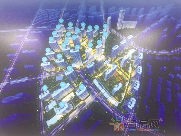 合肥融创城楼号图