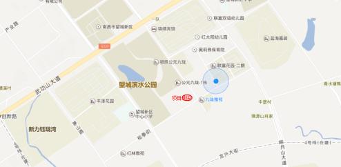 淘鑫未未来交通图