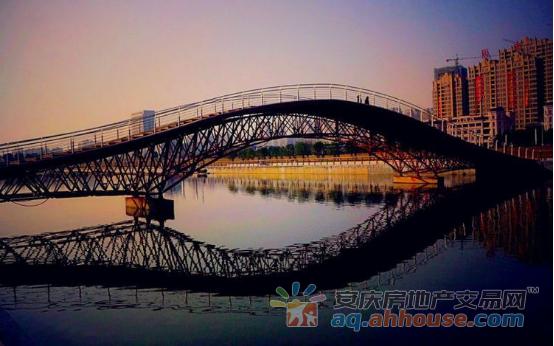 安庆康熙河(新河)景观带