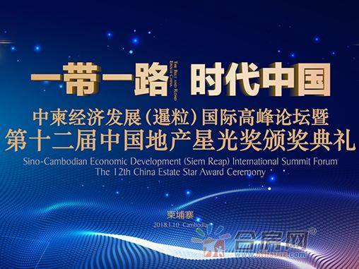 第十二届中国地产星光奖主题VCR