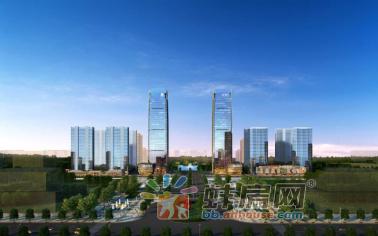 蚌埠市市委书记汪莹纯一行莅临绿地中央广场超高层调研指导