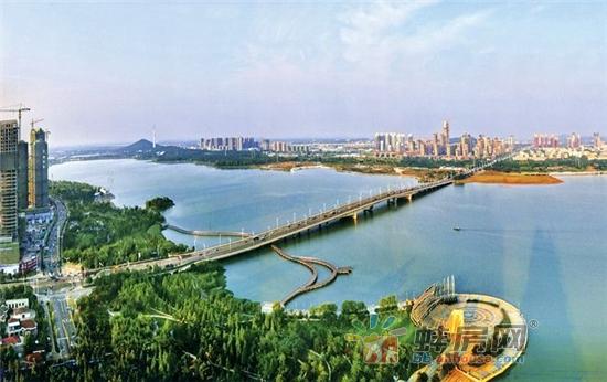 靠河而居尽享诗意生活 蚌埠河景房都在这了