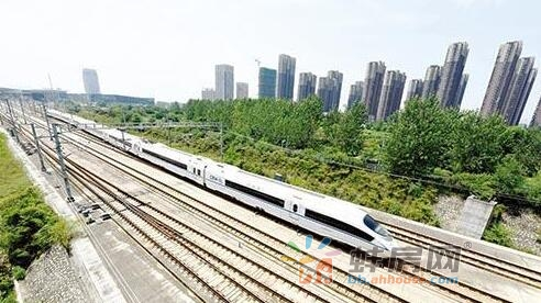 2018蚌埠高标准启动高铁新区建设 区域迎新发展