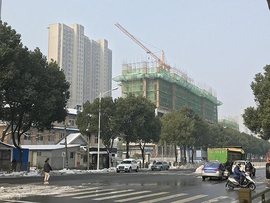 铜冠观山名筑2月工程进度最新呈现!