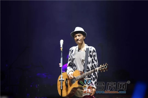 2018朴树·LIVE音乐盛典引爆霸都 | 凤凰城家居建材广场大势开年