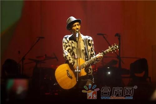 凤凰城家居建材广场2018大势开年,朴树LIVE音乐盛典,为你而来!