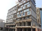 安庆七街 3月工程进度 商业三期主体呈现