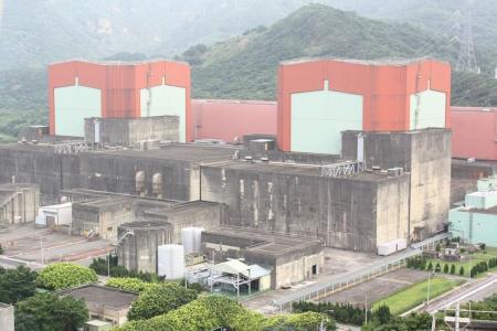 核二2号机重启一天就跳机 台湾供电拉警报