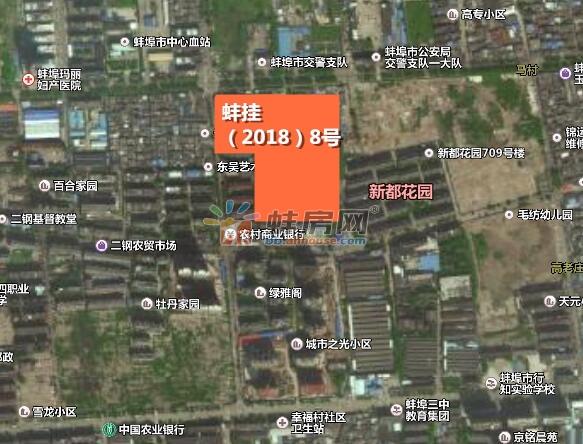 """探地 龙子湖区60.52亩宅地""""待嫁"""" 起始价1.58亿"""