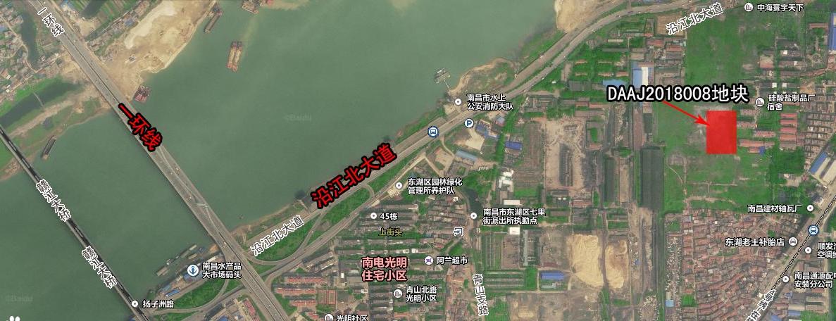 江西金投实业摘得东湖地块 溢价率70.7%