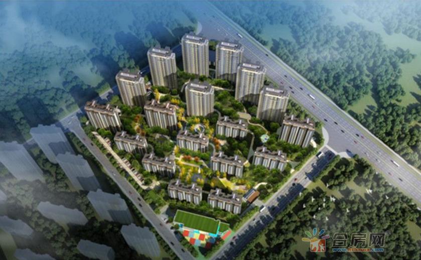 中国铁建悦湖国际楼号图