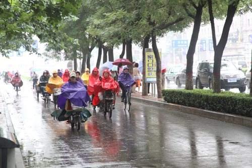 未来一周雨带摇摆不定 合肥周四或迎强降雨