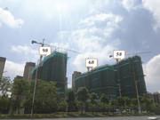 碧桂园时代之光 6月工程进度 主体在建中
