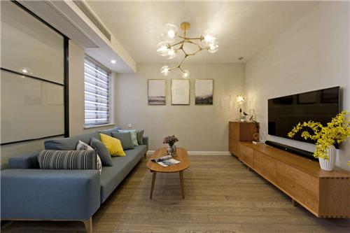 70平旧房改造 风格适用绝大部分家庭