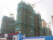 碧桂园时代之光 7月工程进度 主体在建中