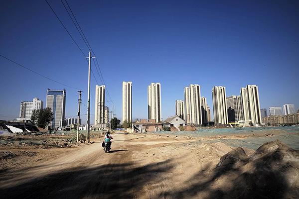 棚改货币化转折来临 去库存完成城市棚改比例将降低